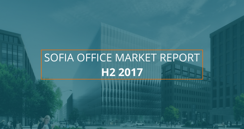 Sofia Office Market H2 2017