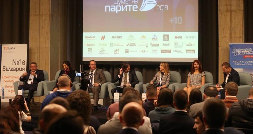 Шумът на парите – юбилейното десето издание на най-големия икономически форум в България